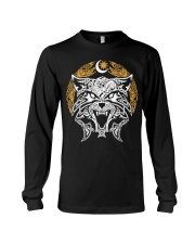 Lynx lynx - Viking tee shirt Long Sleeve Tee thumbnail