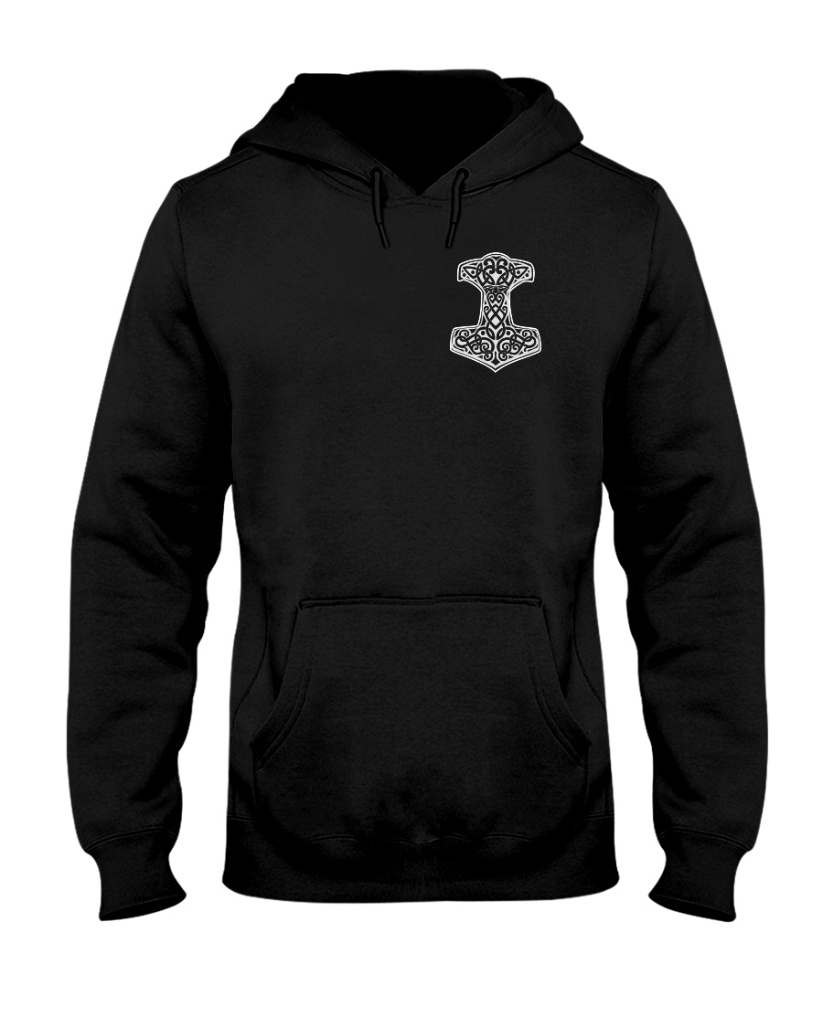 VIKING ZON t-shirt Hooded Sweatshirt
