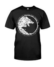 Viking - YingYan Wolf Classic T-Shirt thumbnail