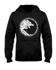 Viking - YingYan Wolf Hooded Sweatshirt front