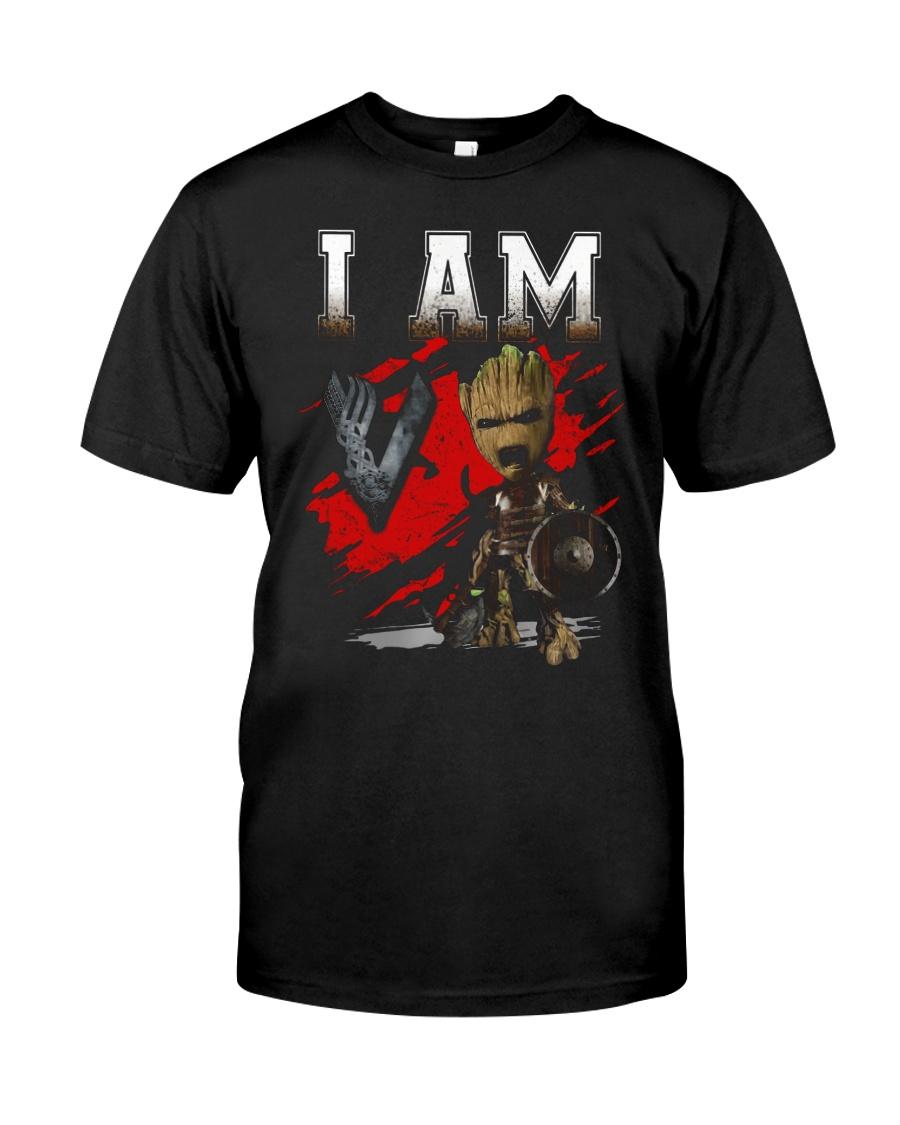I AM VIKING Classic T-Shirt