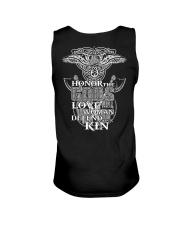 Honor Love Defend - Viking Shirt Unisex Tank thumbnail