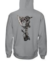 VIKING AXE Hooded Sweatshirt back