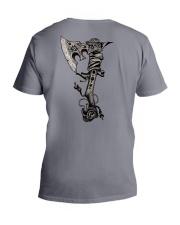 VIKING AXE V-Neck T-Shirt thumbnail