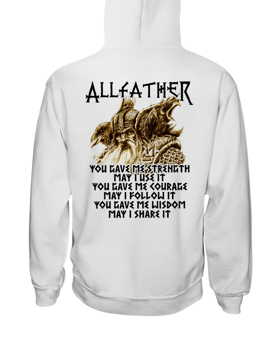 ALLFATHER Hooded Sweatshirt