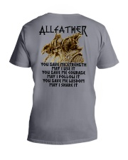 ALLFATHER V-Neck T-Shirt thumbnail