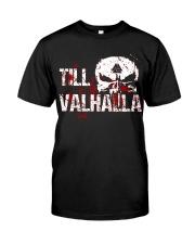 TILL VALHALLA - VIKING Classic T-Shirt front