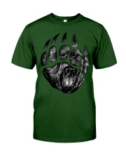Bear Claw Classic T-Shirt front
