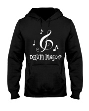 DRUM MAJOR MUSIC GIFT MARCHING BAND HOODIE Hooded Sweatshirt thumbnail