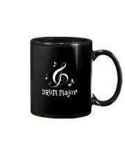 DRUM MAJOR MUSIC GIFT MARCHING BAND HOODIE Mug thumbnail