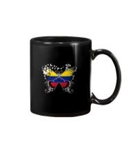 VENEZUELA FLAG SHIRT VENEZUELAN FLAG BUTTERFLY Mug thumbnail