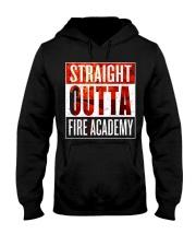 FIRE ACADEMY SHIRT FIREFIGHTER GRADUATION GIFT Hooded Sweatshirt thumbnail