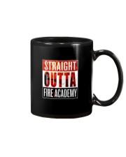 FIRE ACADEMY SHIRT FIREFIGHTER GRADUATION GIFT Mug thumbnail