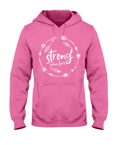Breast Cancer Awareness Hoodies and More