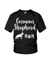 German Shepherd Mom Shirt - German Shepherd Mama Youth T-Shirt thumbnail