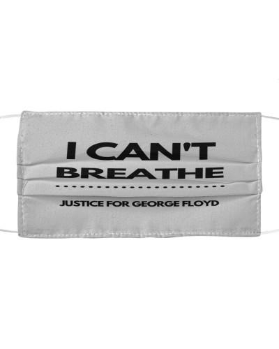 George Floyd face mask