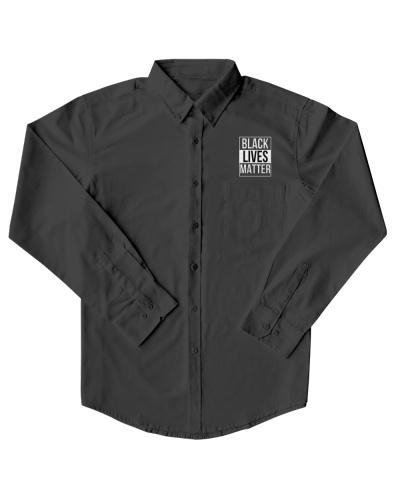 Black lives matter grunge effect shirt