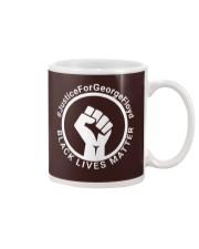 Justice for George Floyd - Black Lives Matter Mug thumbnail