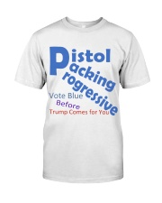 Gun Loving Democrats: Vote Blue Keep It True Classic T-Shirt thumbnail