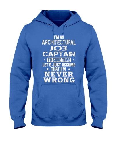 Architectural Job Captain