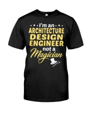 Architecture Design Engineer 1 Classic T-Shirt thumbnail
