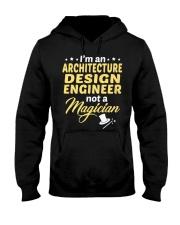 Architecture Design Engineer 1 Hooded Sweatshirt thumbnail
