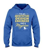 Architecture Design Engineer 1 Hooded Sweatshirt front