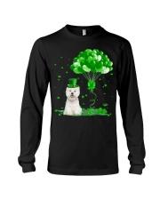 Irish West Highland White Terrier Ba Long Sleeve Tee thumbnail