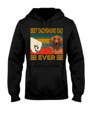 Best Dachshund Dad Ever  Hooded Sweatshirt thumbnail