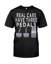 Car guy funny T shirt  Real Cars h Premium Fit Mens Tee thumbnail