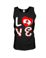 Medical Nurse Valentine Day Shirt Love Unisex Tank thumbnail