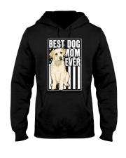 Best Dog Mom Ever Yellow Labrador Hooded Sweatshirt thumbnail