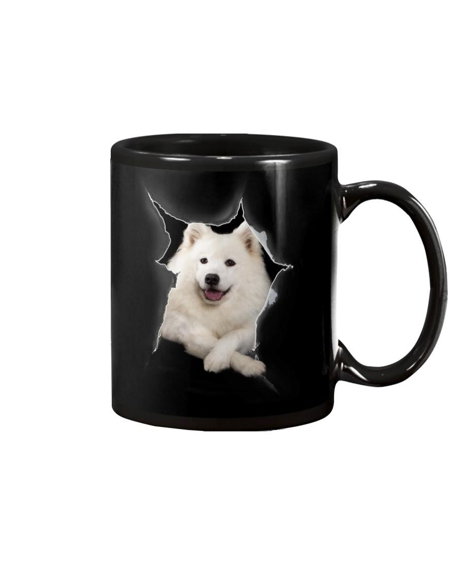 Samoyed 3D Mug