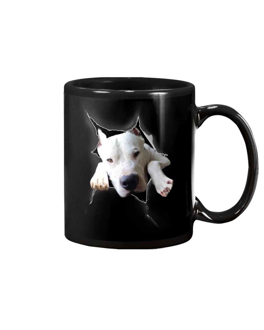 Dogo Argentino 3D Mug