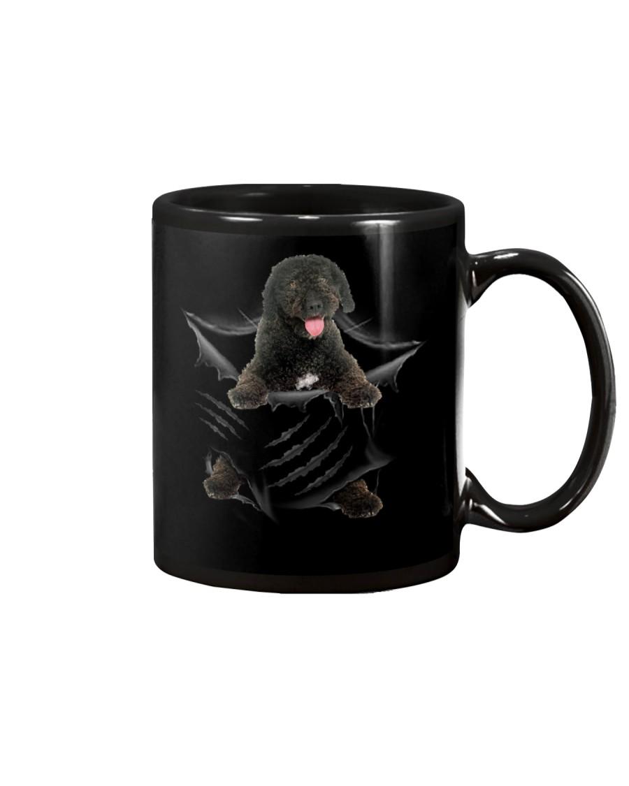 Spanish Water Dog Scratch Mug