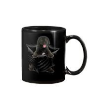 Spanish Water Dog Scratch Mug front