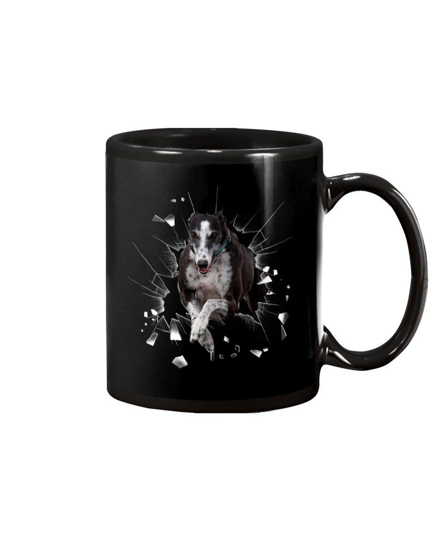 Greyhound Break Mug