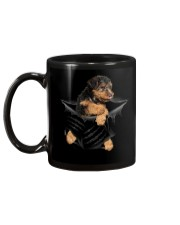 Welsh Terrier Scratch Mug back