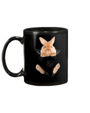 Rabbit Scratch Mug back
