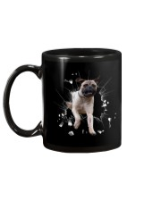 Bullmastiff Break Mug back