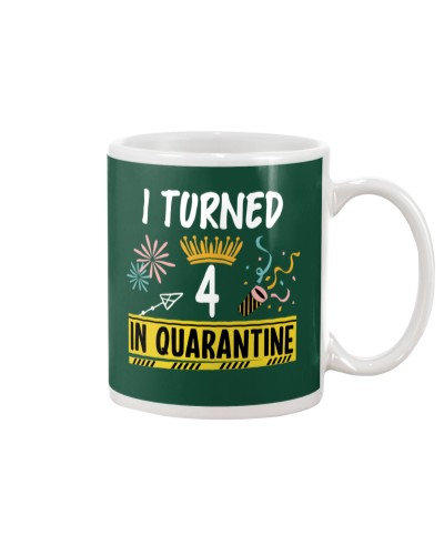 I Turned 4 In Quarantine