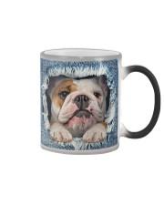 bulldog Cool Color Changing Mug thumbnail