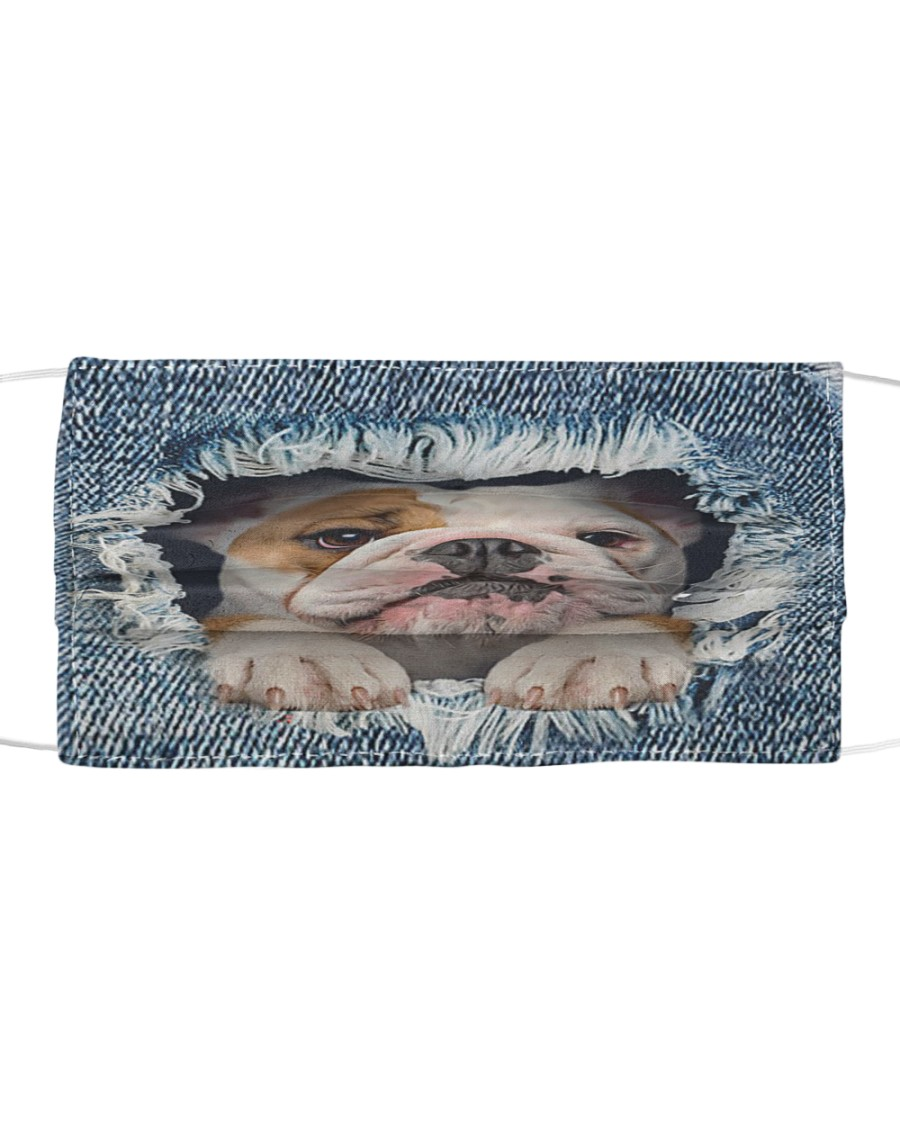 bulldog Cool Cloth face mask