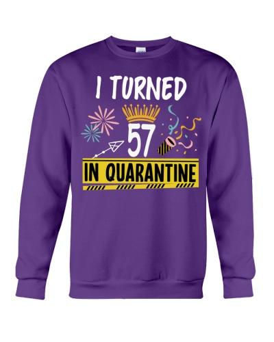 I Turned 57 In Quarantine