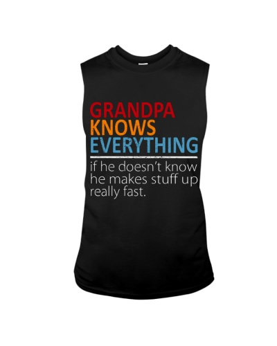 Grandpa Knows Everything