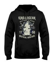 King Of The Ocean Hooded Sweatshirt thumbnail