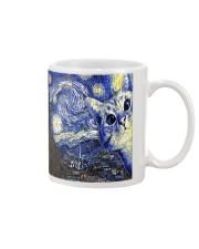 Cat Starry Night  Mug thumbnail
