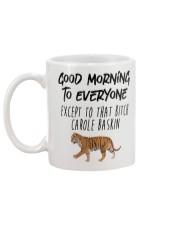 Funny Tiger King  Mug back
