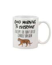 Funny Tiger King  Mug front