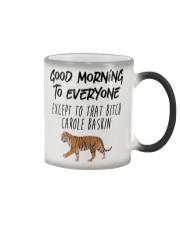 Funny Tiger King  Color Changing Mug thumbnail